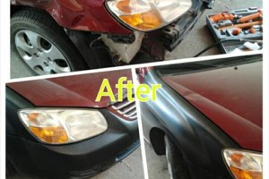 Photo #5: 281 Auto body work & Bumper repair