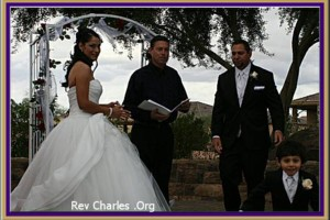 Photo #11: Experienced Ordained Minister / Wedding Reverend / Officiant-Officiate