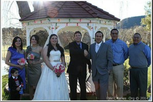 Photo #2: Experienced Ordained Minister / Wedding Reverend / Officiant-Officiate