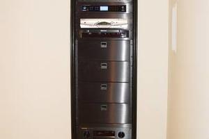 Photo #9: New Castle Electronics A/V Installation