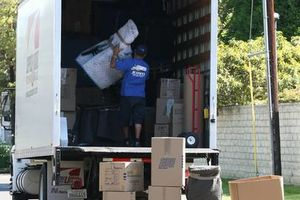 Photo #1: AZ CENTRAL MOVING & STORAGE. Local and Long Distance Moving Services