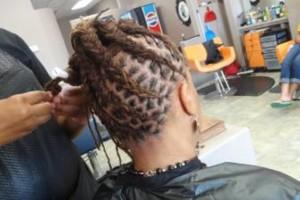 Photo #4: Loc Doc - Don't Cut Them FIX THEM! Jazzy Braidz salon
