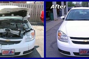 Photo #1: RIGHTWAY COLLISION $500 OF DEDUCTIBLE