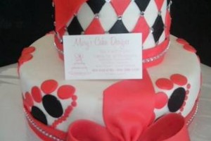 Photo #6: MARY'S CUSTOM WEDDING CAKES (se habla espanol)
