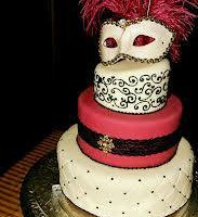 Photo #5: MARY'S CUSTOM WEDDING CAKES (se habla espanol)