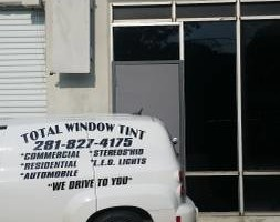 Photo #8: TOTAL WINDOW TINT ANYWERE IN HOUSTON &SURROUNDING AREAS
