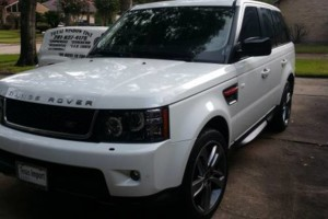 Photo #4: TOTAL WINDOW TINT ANYWERE IN HOUSTON &SURROUNDING AREAS