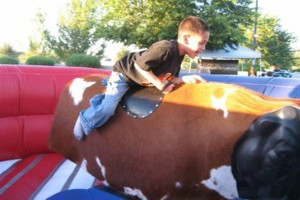 Photo #5: MECHANICAL BULL PARTY RENTAL TODAY!