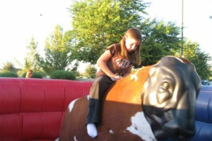 Photo #4: MECHANICAL BULL PARTY RENTAL TODAY!