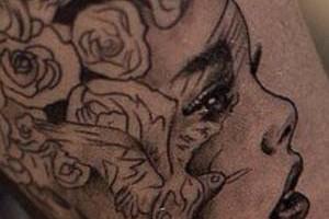 Photo #11: Tattoo restoration