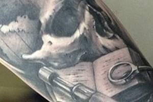 Photo #8: Tattoo restoration