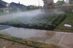 Photo #14: Sprinklers And Drainage Systems