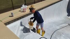 Photo #3: Pool Service Weekly, Monthly, One Time, Deck Recoating