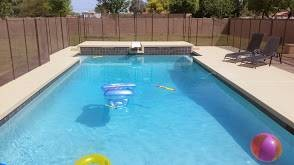 Photo #1: Pool Service Weekly, Monthly, One Time, Deck Recoating
