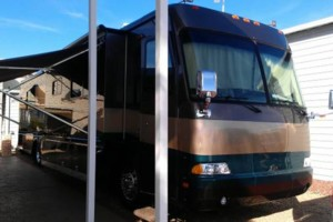 Photo #1: RV Detailing Complete Mobile Service Valley Wide