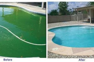 Photo #1: Quality Pool Service.