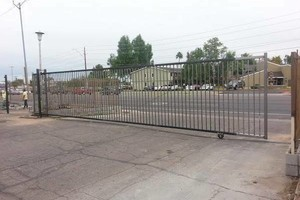 Photo #3: Fence & Gate Installation & Repair