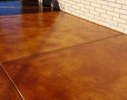 Photo #6: EPOXY COATINGS AND ACID CONCRETE STAIN