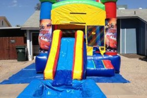 Photo #3: JUMPY HOUSES & PARTY RENTALS