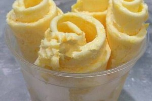 Photo #1: Thailand Ice Cream Rolls!!!