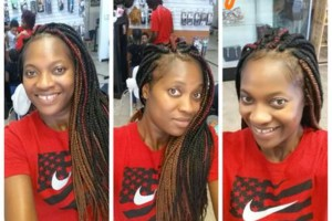 Photo #4: Best Senegalese Twist ever!..... Long twist... Neatly done!