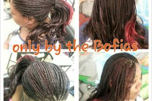 Photo #2: Best Senegalese Twist ever!..... Long twist... Neatly done!