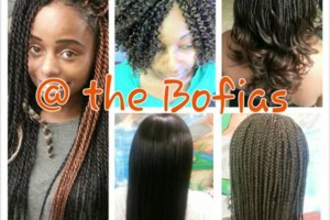 Photo #1: Best Senegalese Twist ever!..... Long twist... Neatly done!