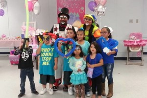 Photo #20: Clown Show! Face Painting, Balloon Twisting Games and much more!