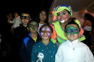 Photo #19: Clown Show! Face Painting, Balloon Twisting Games and much more!
