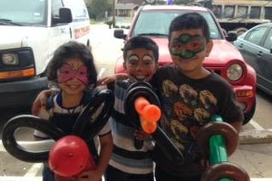 Photo #16: Clown Show! Face Painting, Balloon Twisting Games and much more!