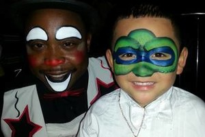 Photo #10: Clown Show! Face Painting, Balloon Twisting Games and much more!