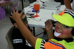 Photo #8: Clown Show! Face Painting, Balloon Twisting Games and much more!