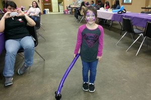 Photo #6: Clown Show! Face Painting, Balloon Twisting Games and much more!