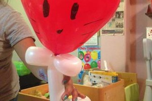 Photo #4: Clown Show! Face Painting, Balloon Twisting Games and much more!