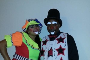 Photo #1: Clown Show! Face Painting, Balloon Twisting Games and much more!