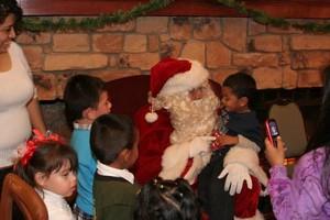 Photo #2: Santa, Santa, Santa Claus!