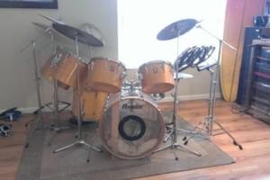 Photo #1: Drum Lessons - Beginner / Intermediate