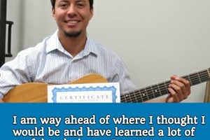 Photo #7: Guitar Lessons - Adult Beginners Start Playing the Music You Love Fast