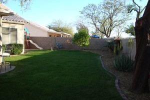 Photo #3: CERTIFIED LANDSCAPING - Hauling, weeds, clean ups...