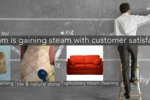 Photo #5: Hydro Steam Cleaning