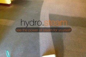 Photo #2: Hydro Steam Cleaning
