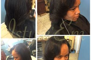 Photo #5: $75 Sewins & $55 Quickweaves!!!! All Hair Types Welcome!!!