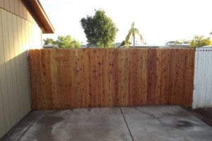 Photo #22: WT Fencing LLC. Dog runs, chain link, wooden fence and more!