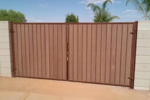 Photo #14: WT Fencing LLC. Dog runs, chain link, wooden fence and more!
