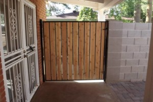 Photo #13: WT Fencing LLC. Dog runs, chain link, wooden fence and more!
