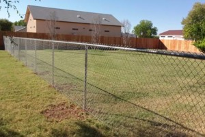 Photo #6: WT Fencing LLC. Dog runs, chain link, wooden fence and more!