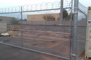 Photo #5: WT Fencing LLC. Dog runs, chain link, wooden fence and more!