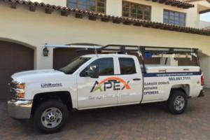 Photo #3: APEX GARAGE DOOR REPAIRS - VALLEYWIDE