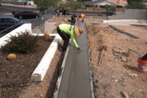 Photo #1: Concrete Done Right. Licensed/Bonded /Insured (Valley wide)