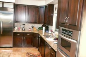 Photo #9: Kitchen Refinishing $2000